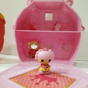 Lalaloopsy Tinies▪︎Jewel Sparkle's House